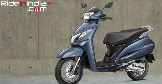 2017 New Honda Activa 125
