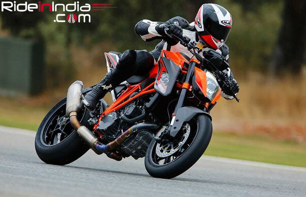 Ktm Superduke R Black Price In India
