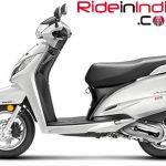 New Honda activa 125