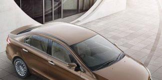 Maruti Suzuki Ciaz Facelift 2017