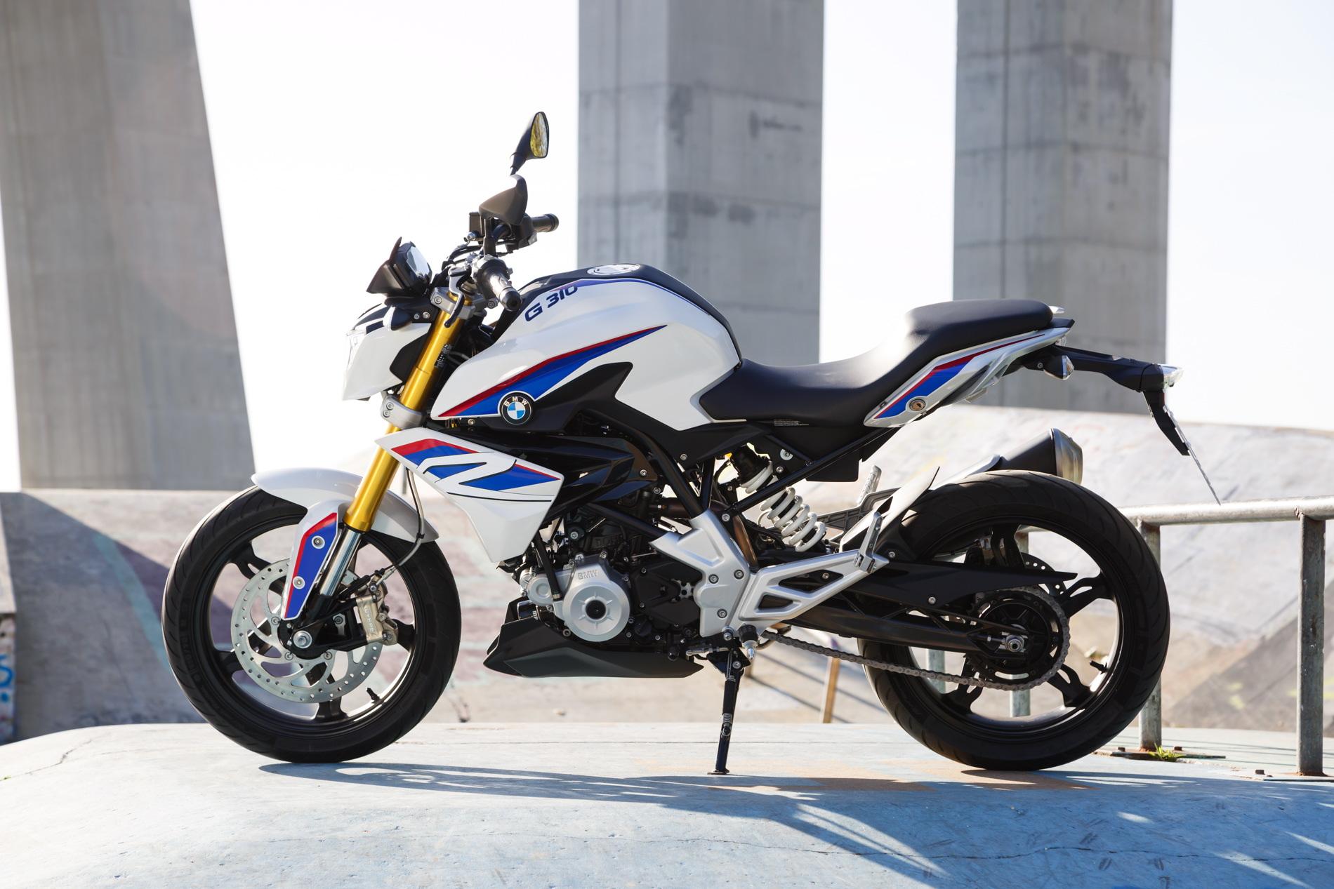 BMW GS 310 R