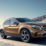 Mercedes GLA Facelift 2017
