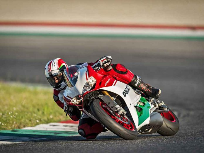 209 HP '1299 Panigale R Final Edition