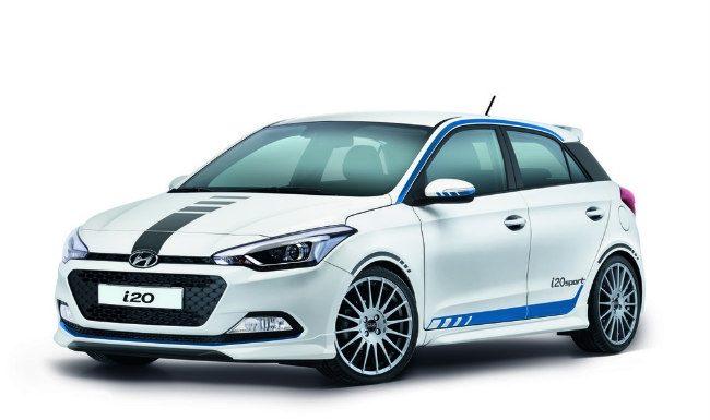 Hyundai Elite I20 2018 Facelift